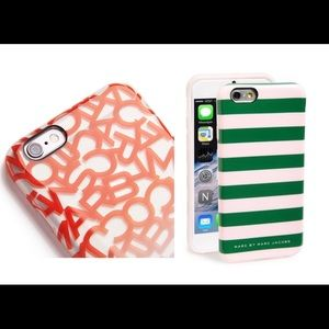 TWO Marc Jacobs iPhone 6 Cases